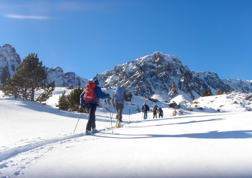 curso esqui montaña andorra